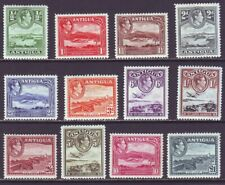 Antigua 1938 SC 84-95 MH Set