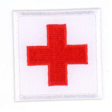 Red Cross Nurse Cosplay Costume Halloween Medic Patch