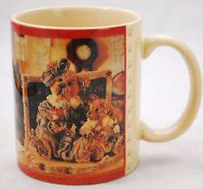 Boyds Bears Great Teachers Inspire Coffee Mug Bearstone Image 1995 Vintage