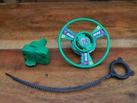 Beyblade Green Trypio w/ Ripcord and Launcher