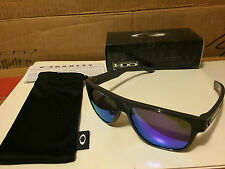 NEW Oakley - Toxic Blast Breadbox - Dark Grey / Violet Iridium, OO9199-30