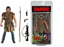 "RAMBO First Blood Survival 7"" action figure~Sylvester Stallone~NECA~NIB"
