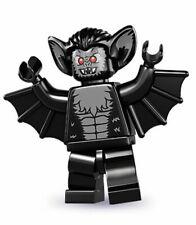 Lego minifig series 8 - Vampire Bat Man (manbat / batman) suit halloween castle