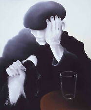 """Mackenzie Thorpe """"My Dear Old Friend"""" Hand Signed & Numbered Lithograph Art, OBO"""