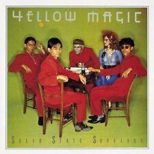 Yellow Magic Orchestra Solid State Survivor CD Pop Album 2004