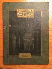 New ListingMaryville Missouri High School Yearbook 1921 Maryvillian