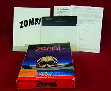 C64:  Zombi - Ubi Soft 1988