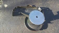 John Deere 1032 Snowblower Drive Pulley Friction Plate bearing housing spindle