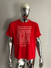 NEW Junk Food Jane's Addiction Tour 1991 Red T-SHIRT Size XL