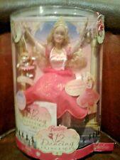 Barbie The 12 Dancing Princesses Geneviene Doll Bonus DVD