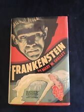 Frankenstein By Mary Shelley Photoplay Hardcover Very Good