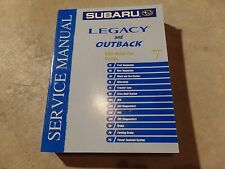 2004 Subaru Legacy and Outback Factory Service Manual Vol 7 Chassis