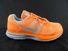 NIKE PEGASUS 29 Sneakers Women's Size 7.5 Neon Orange Running Shoes 524981-804