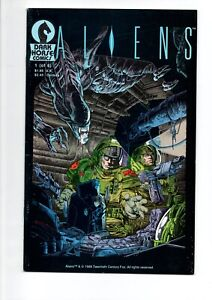 ALIENS 1,2,3,4,5 & #6 Dark Horse comics from 1988....All SIX issues...ONLY $9.95