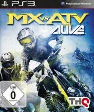 Playstation 3 MX vs ATV ALIVE Sehr guter Zustand