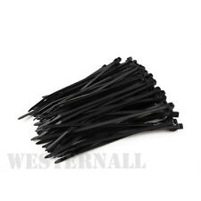 Zip Wraps Long Short Thick Thin Narrow Small Fastener Quality Black Cable Ties