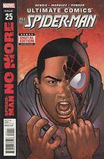 ULTIMATE COMICS SPIDERMAN 25...VF/VF+...2013...Brian Michael Bendis...Bargain!