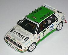 LANCIA DELTA HF CIMOLAI RALLY PIANCAVALLO 1992 DECALS 1/43