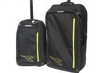Diadora 2 er Reisetrolley Set Reisetasche Trolley Reisegepäck Reisekoffer Koffer