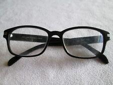 William Morris black glasses frames. 3505.