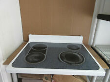 Ge Range Cook Surface w/ Stains No Cracks Part # Wb62T10029