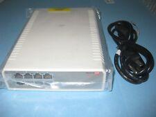 Microsemi PowerDsine 3504 PoE 4 Port Power Injector PD-3504G/AC Gigabit 802.3af