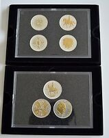 Westminster Commemorative Gold Plated Crown Collection.            970/I1
