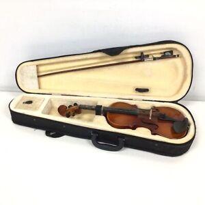Unbranded 1/4 Wooden Violin Children Student Instrument Acoustic #507