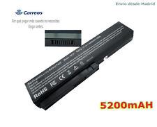 Batería para Fujitsu-Siemens SW8 TW8 LG R410 R510 R560 R580 series SQU-805 -807