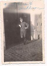 photo ancienne soldat allemand  ww2=   c1