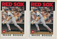 Donruss Topps Super 5x7 Red Sox Wade Boggs Jim Rice Lot of 8
