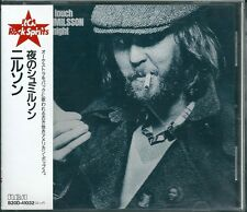 Nilsson A Little Touch of Schmilsson in The Night Japan CD w/obi B20D-41032