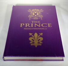 The Prince By Niccolo Machiavelli Hardcover