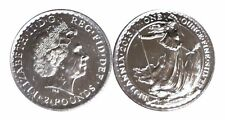 2013 Great Britain .999 Silver 2 Pounds Britannia Uncirculated