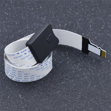 TF Micro SD To SD Memory Card Extension Cable Car GPS TV Update Accessory