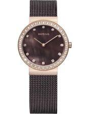 Relojes de pulsera Classic de oro de mujer