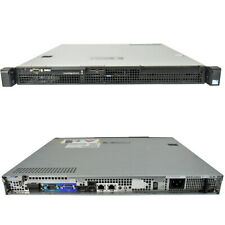 Dell PowerEdge R210 II Server E3-1240 v2 QC 3.40GHz 8GB RAM NO HDD