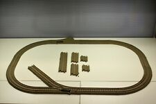 Thomas & Friends Trackmaster Tan Train Track Switches, Straight Curves Mattel