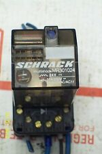 Schrack Model MR301024  Relay  WITH BASE