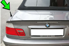 für BMW 3er E46 COMPACT Tuning spoiler CARBON look heck lip becqeut trunk lid fl