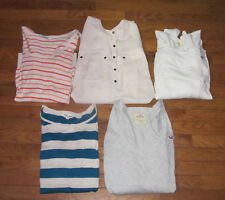 Womens Tops Blouses Shirts Size M Medium L Forever 21 Hollister Active Basic