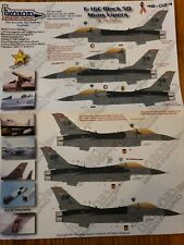 Twobobs Decals 48-024 F-16C Block 50 Shaw Vipers