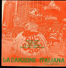 LA CANZONE ITALIANA N° 39 # PAQUITO LINDO - CARAMBA - EL NEGRO ZUMBON - DONDE VI