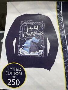 Doctor Who K9 Extra Large Christmas   Jumper Sweatshirt