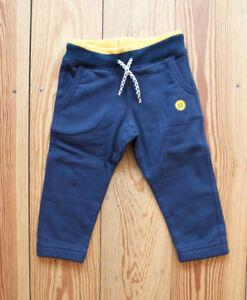 SALE Baby Little Label Sweathose blau Baumwolle Gr.62-68 und Gr. 74-80 NEU