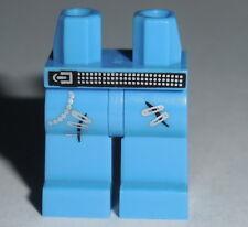 LEGS 016 Lego Med. Blue with Studded Belt ,Safety Pins NEW Boy Girl Rocker 8804