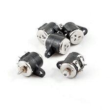 3-5V 2 fase 4 fili micro motore passo-passo 5Pcs PER FOTOCAMERA CANNONE