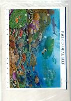 us scott # 3831 37c xf mnhog sheet of (10) stamps sa Pacific Coral Reef 2003