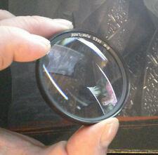 B+W 58mm Center Centre Soft Filter Punktlinse Schneider 35mm SLR DSLR Genuine