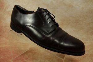 Cole Haan City Burgundy Leather Cap Toe Oxford Dress Shoes Mens Size 11.5D US